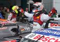 Branding for Audi, DTM 2015 - Round 9, Hockenheim Race, Day 1. Image © Audi - 17th Oct 2015 - www.f1reports.com