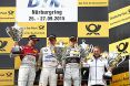 Branding for Daimler, DTM 2015 - Round 8, Nürburgring Race, Day 1. Image © Daimler Benz - 26th Sep 2015 - www.f1reports.com