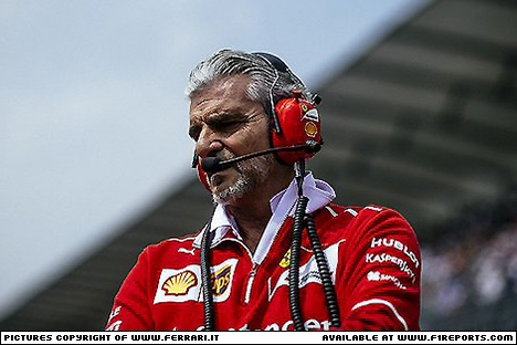 Branding for Ferrari, 2017 Brazilian Grand Prix, Thursday, Part 1 Image © Ferrari - 10th Nov 2017 - www.f1reports.com