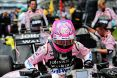 Branding for Force India F1, 2017 Malaysian Grand Prix, Sunday. Part 1 Image © Force India - 2nd Oct 2017 - www.f1reports.com