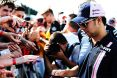 Branding for Force India F1, Hungarian Grand Prix, Friday, Part 1 Image © Force India - 27th Jul 2018 - www.f1reports.com