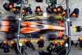 Branding for McLaren F1, 2017 Japanese Grand Prix, Friday, Part 1 Image © McLaren - 6th Oct 2017 - www.f1reports.com