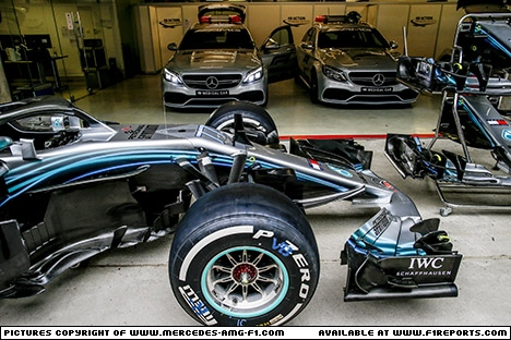 F1 300 Official Images Chinese Grand Prix Friday 13th April