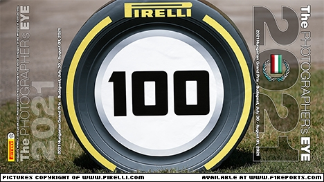 2021 F1Reports Track Action Wallpapers: 2021 Hungary Grand Prix courtesy of PIRELLI. Image © Pirelli - 4th Aug 2021 - www.f1reports.com