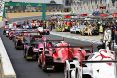 Branding for Porsche, WEC 2015 - Le Mans, Wednesday. Image © Porsche - 11th Jun 2015 - www.f1reports.com