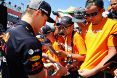 Branding for Red Bull Racing, Austrian Grand Prix, Sunday, Part 2 Image © Red Bull Racing - 2nd Jul 2018 - www.f1reports.com
