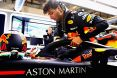 Branding for Red Bull Racing, 2018 Chinese Grand Prix, Friday, Part 1 Image © Red Bull Racing - 13th Apr 2018 - www.f1reports.com