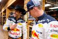 Branding for Red Bull Racing, United States Grand Prix, Sunday, Part 1 Image © Red Bull Racing - 21st Oct 2018 - www.f1reports.com