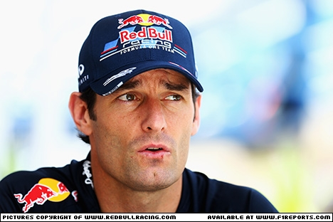 Branding for Red Bull Racing, 2012 Brazilian Grand Prix, Friday. Image © Red Bull Racing - 24th Nov 2012 - www.f1reports.com