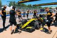 Branding for Renault Sport F1, Canadian Grand Prix, Friday, Part 1 Image © Renault Sport F1 - 8th Jun 2018 - www.f1reports.com