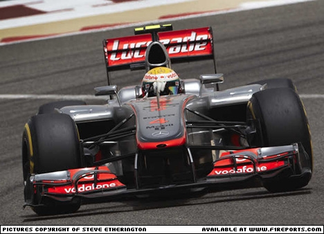 Steve Etherington's images from the 2012 Bahrain GP, Saturday. Image © Steve Etherington - 21st Apr 2012 - www.f1reports.com