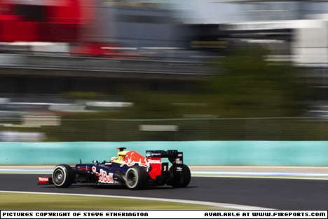 Steve Etherington's images from the 2012 Hungarian Grand Prix, Friday. Image © Steve Etherington - 27th Jul 2012 - www.f1reports.com
