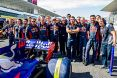Branding for Toro Rosso, 2017 Japanese Grand Prix, Sunday, Part 1 Image © Toro Rosso - 9th Oct 2017 - www.f1reports.com