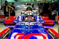 Branding for Toro Rosso, 2017 Malaysian Grand Prix, Friday. Part 1 Image © Toro Rosso - 29th Sep 2017 - www.f1reports.com