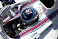 Branding for Williams F1, Japanese Grand Prix, Sunday, Part 1 Image © Williams - 7th Oct 2018 - www.f1reports.com