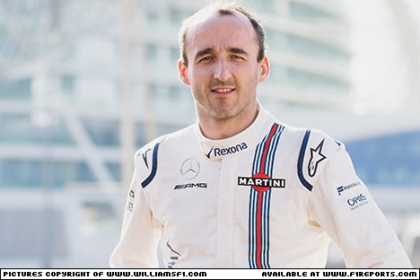 Branding for Williams F1, 2018 Driver Line-Up Announced. Image © Williams - 16th Jan 2018 - www.f1reports.com