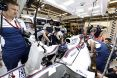 Branding for Williams F1, 2017 United States Grand Prix, Thursday & Friday, Part 1 Image © Williams - 21st Oct 2017 - www.f1reports.com